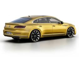 Volkswagen Arteon r-line studio profil arrière