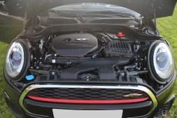 Mini John Cooper Works Cabrio moteur