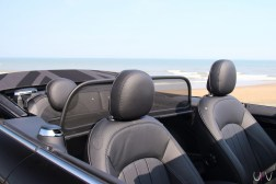 Mini John Cooper Works Cabrio sièges cabriolet