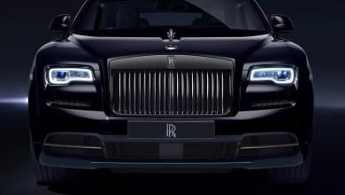 Photo of Rolls-Royce Dawn Black Badge : noir c'est noir