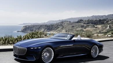 Photo of Concept Vision Mercedes-Maybach 6 Cabriolet : le luxe à son apogée