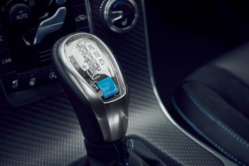 Volvo V60 Polestar 2018 intérieur