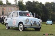 Fiat 600 Chantilly Arts & Elégance 2017