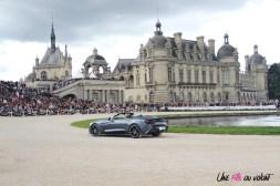 Aston Martin Vanquish Zagato Volante Chantilly Arts & Elégance 2017