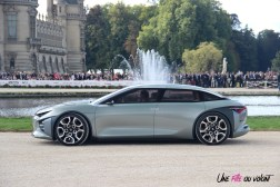 Citroën CXperience Chantilly Arts & Elégance 2017