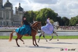 Spectacle équestre Chantilly Arts & Elégance 2017