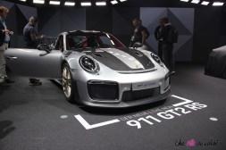 Porsche 911 GT2 RS Francfort 2017
