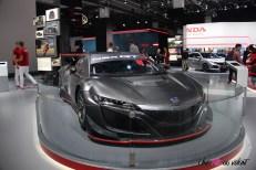 Honda NSX GT3 Francfort 2017