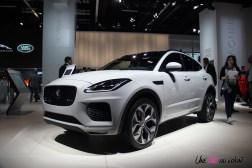 Jaguar E-Pace Francfort 2017
