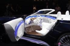 Vision Mercedes-Maybach 6 Cabriolet Francfort 2017