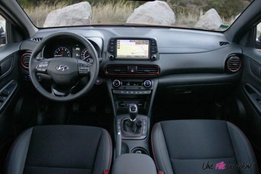 Essai Hyundai Kona 2017