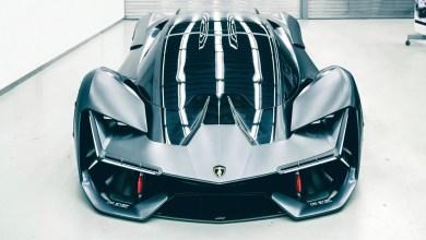 Photo of Lamborghini Terzo Millennio : le futur à la sauce bolognaise