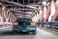 Ford Mustang Bullitt Detroit 2018