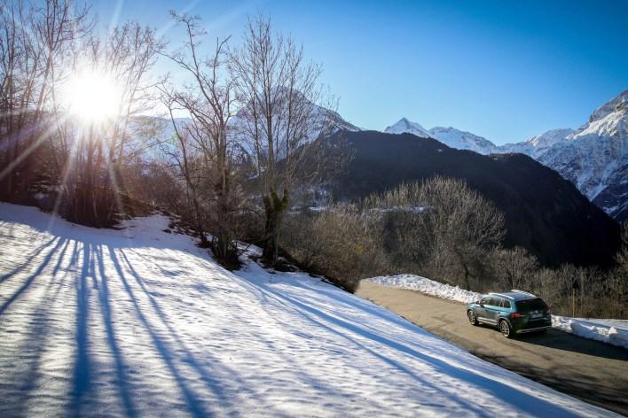 Skoda Kodiaq Alpe d'Huez 2018
