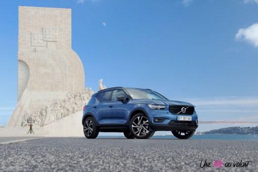 Volvo XC40 R-Design First Edition 2018