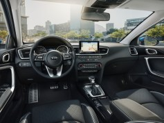 Kia Ceed 2018 intérieur