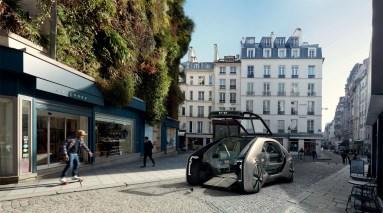 Renault EZ-GO 2018