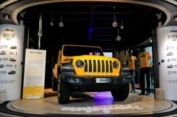 Exposition Jeep Adventures MotorVillage 2018 / Jeep Wrangler Rubicon