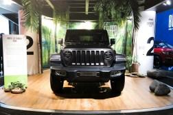 Exposition Jeep Adventures MotorVillage 2018 / Jeep Wrangler