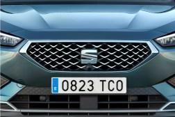 Seat Tarraco calandre détail logo
