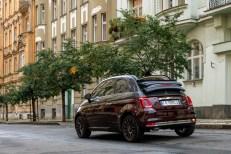 Fiat 500 Collezione automne 2018 arrière feux jantes profil