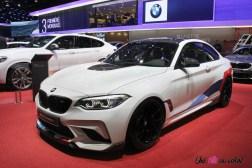 BMW M2 Competition Mondial auto Paris 2018