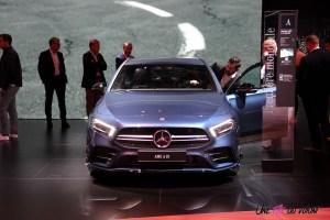Mercedes-AMG A 35 Mondial auto Paris 2018