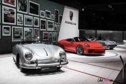 Porsche 911 Speedster Mondial auto Paris 2018