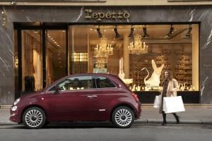 Fiat 500 by Repetto 2018 profil