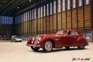 Alfa Romeo 8C 2900B Touring Berlinetta, Artcurial, Ferrari, Rétromobile