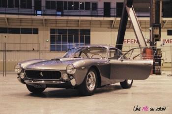 Ferrari 250, Lusso, artcurial, grey collection, rétromobile