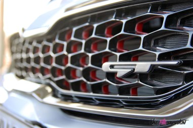 Kia Proceed GT grille calandre logo