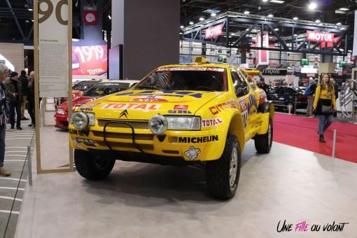 Citroën ZX Rallye Raid Rétromobile 2019