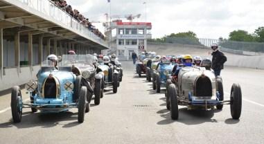 Liberté, égalité, roulez ! 2019 Montlhéry club Bugatti