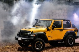 Jeep 1941 by Mopar 2019 profil jantes statique