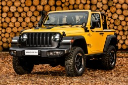 Jeep 1941 by Mopar 2019 4X4 statique avant