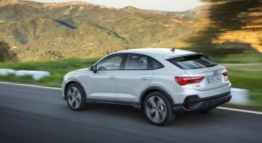 Audi Q3 Sportback 2019 dynamique TDI TFSI