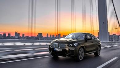 Photo of BMW X6 (2019): l'anti-régime minceur