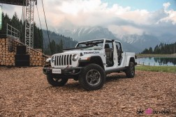 Jeep Gladiator 2019 rubicon pick-up jantes pick-up