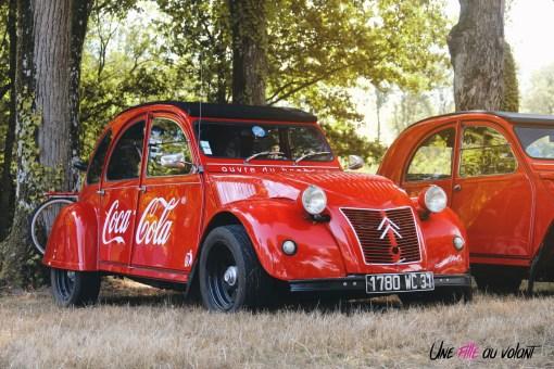 Rassemblement du Siècle Citroën 2019 2 CV coca cola