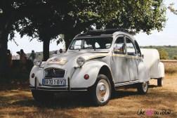 Traversée de Paris 2019 Citroën 2 CV Meudon