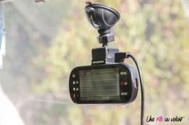 NEXTBASE DASH CAM caméra embarquée menu