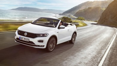 Photo of [Salon de Francfort] Volkswagen T-Roc Cabriolet (2019) : il fallait oser