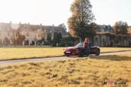 Essai Mazda MX-5 Marie Lizak sportive