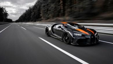 Photo of La Bugatti Chiron dépasse les 490 km/h!