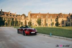 Essai Mazda MX-5 abbaye vaux de cernay road trip