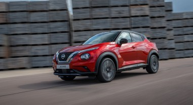 Nissan Juke 2019 dynamique profil essence