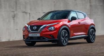 Nissan Juke 2019 statique calandre feux design