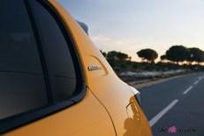 Essai Peugeot 208 2019 GT Line détail custode
