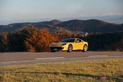 Road-Trip Ferrari Paris-Mulhouse 812 Superfast coupé avant calandre